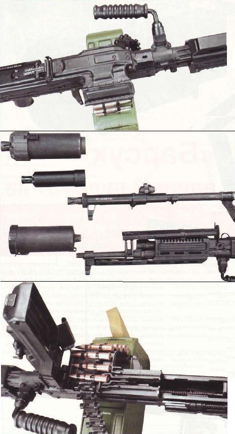 Ствол пулемета